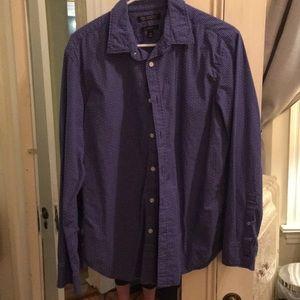 Men's Dress Shirt - Banana Republic - Size M